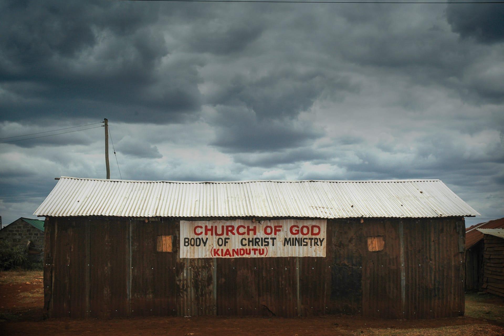 Là-bas / Church of God