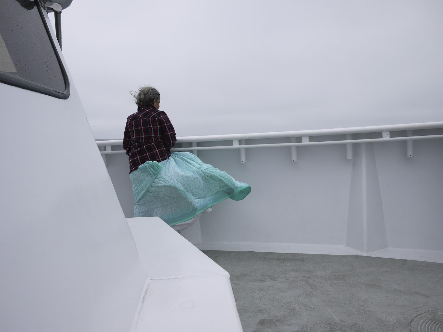 Là-bas / En allant voir les orques