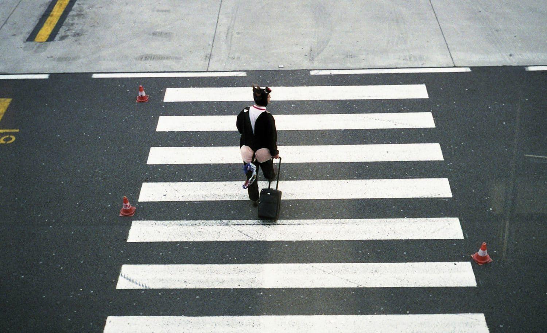 Là-bas / Aéroport