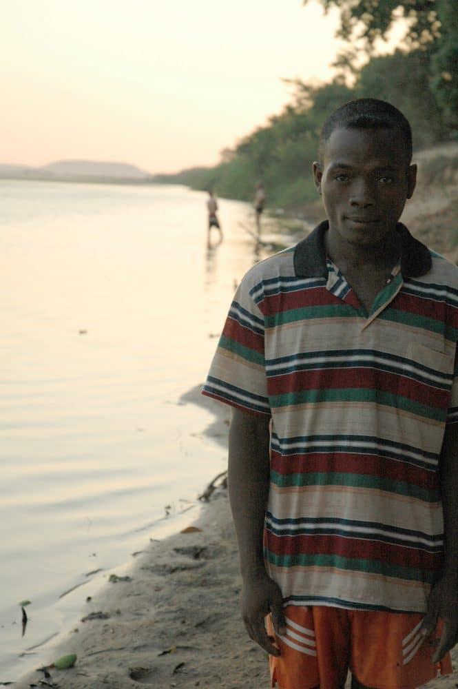 Là-bas / Sur les bords de la Tsiribihina